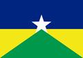 Bandeira da cidade de Porto Velho - RO